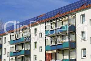 Solaranlage - solar plant 72
