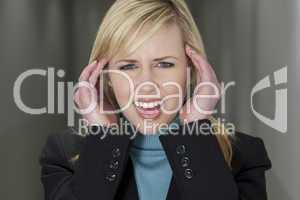 Female Executive Stress