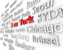 Weltstadt 4 New York City