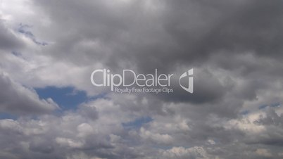 Timelapse of clouds 05