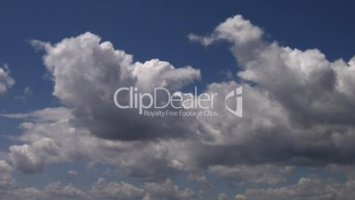 Timelapse of clouds 06