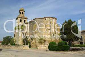 Olmillos de Sasamon Kirche - church 01