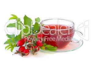 Tee Hagebutte - rose hip tea 02