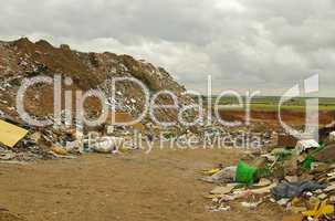 Müllkippe - garbage dump 01
