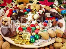 Weihnachtsteller 3