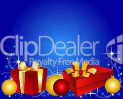 Weihnachts Hintergrund