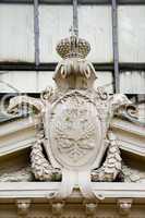 king's insignia