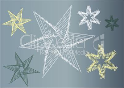 Sterne Grafiken