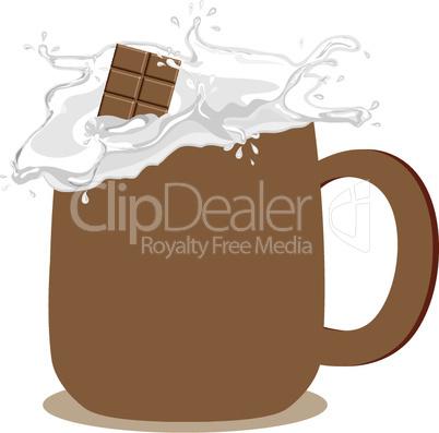 Schokoladenmilch