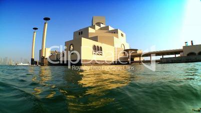 Palast am Wasser