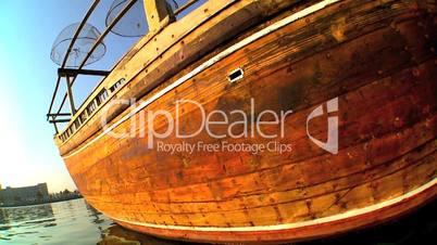 Holzschiff