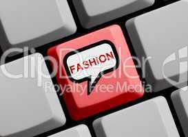 Mode online
