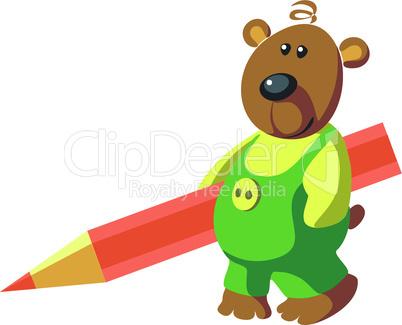 Bear color 02