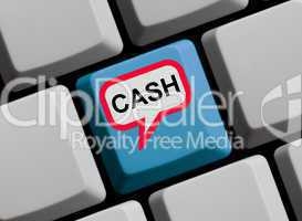 Cash - Bargeld online