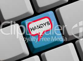 Handy online