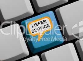 Lieferservice online
