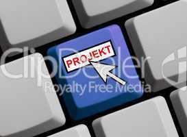 Online Projekt