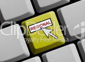 Regionales im Internet