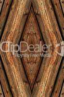 Strukturreiche Holzfläche
