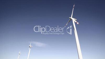 Wind energy mills