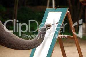 The Painter, Chiangmai,Thailand, August 2007