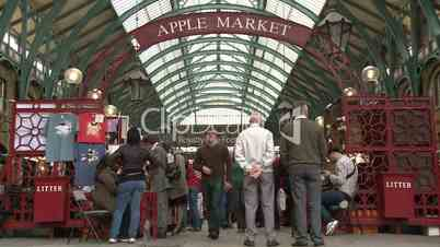 London: Covent Garden Market (engere Totale)