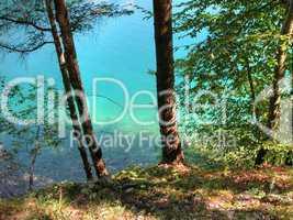 Auronzo Lake, Italy