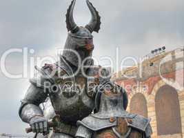 Warriors Challenge, Verona, Italy