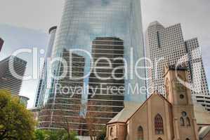 Downtown Houston, Texas