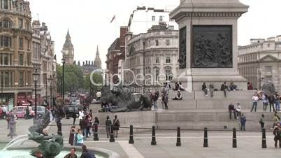 London: Trafalgar Square (2)