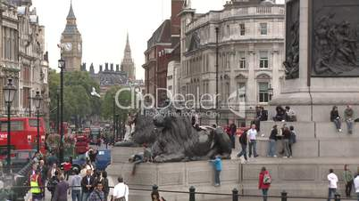 London: Trafalgar Square (3)