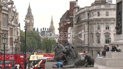 London: Trafalgar Square (4)