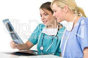 Concerned Female Doctors