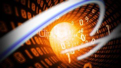 Binary internet tunnel