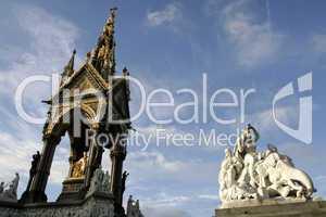 London: Albert Memorial (3)