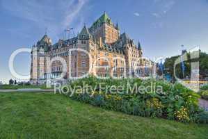 Quebec Castle, Canada