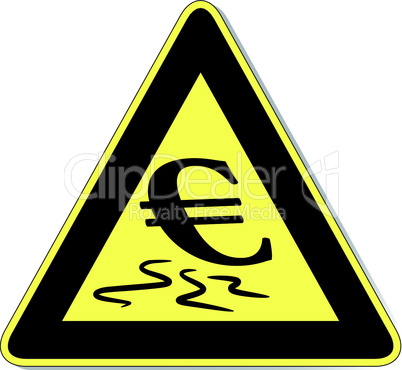 Achtung: Finanzkrise und der Euro