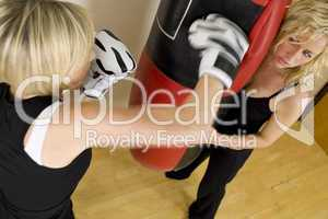 Boxing Work Out