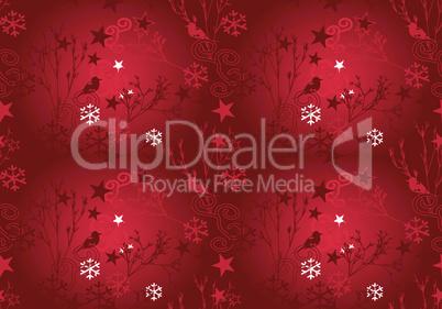 Nahtloses weihnachtliches Muster
