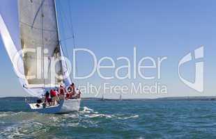 Sunny Sailing