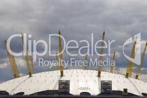 Millenium Dome, O2 Arena, London, England