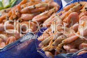 Bowls of Shrimps