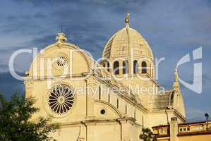 Sibenik Kathedrale - Sibenik Cathedral 02