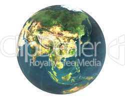 3D world Asia