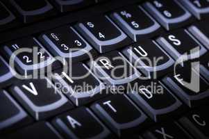 PC-Tastatur Virus