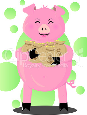 Money piggy