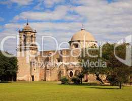 San Antonio Mission San Juan in Texas