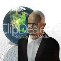 John McCain 3d model