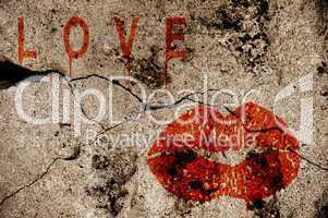 Love - Konzept - Illustration
