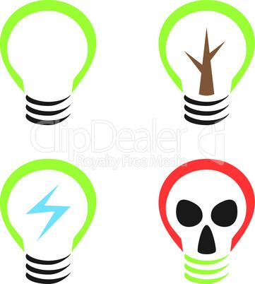 Lamp symbol